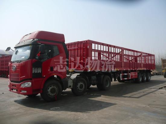 高栏货车苏州货物运输