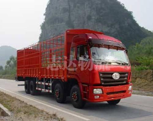 张家港物流公司半挂货车