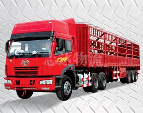 喀什货物运输半挂货车
