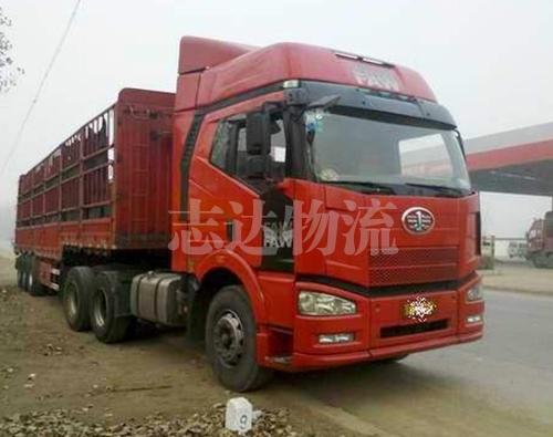 喀什沐阳千赢游戏官网手机版公司半挂货车