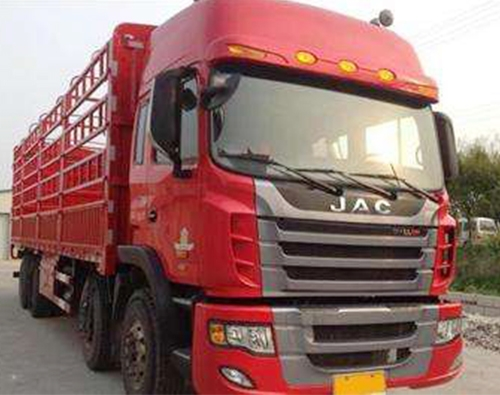 上海物流公司,半挂货车